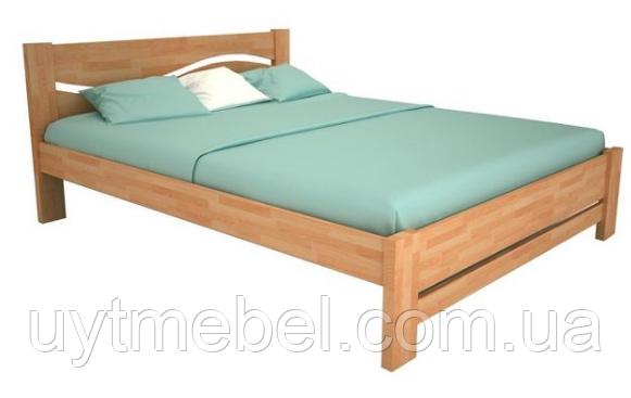 Ліжко Венеція плюс 1600х2000 бук (Клен)