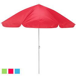 """Зонт пляжный d2.5м система """"Ромашка"""" MH-3313"""