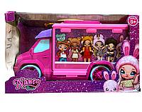 Набор кукла с автомобилем и аксессуарами SA012