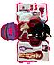 Набір лялька з автомобілем і аксесуарами SA012, фото 4