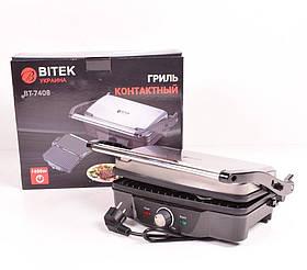 Гриль электрический контактный BITEK BT-7408 1600Вт