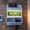 Ключниця з мохом. Закрити щиток в коридорі !, фото 9