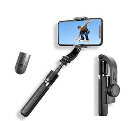 Стабілізатор телефону Gimbal L08. Штатив власник телефону з Bluetooth пультом дистанційного управління