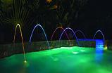 Устройство для формирования цветных струй Pentair MagicStream LAMINAR LED, фото 3