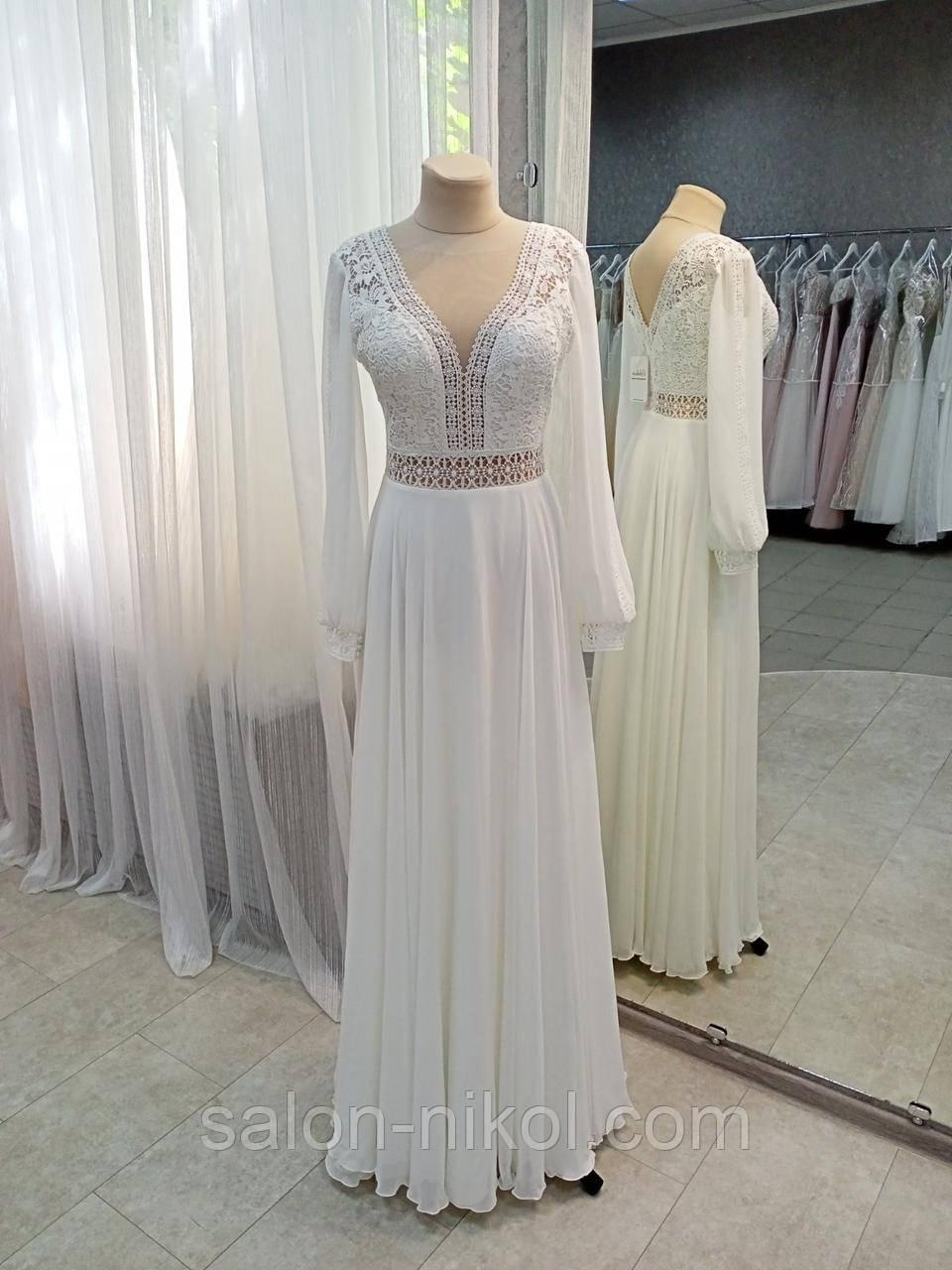 Свадебное платье № C2104