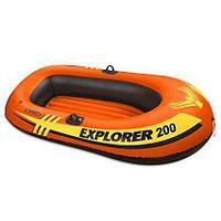 Надувний човен Intex 58330 EXPLORER 200