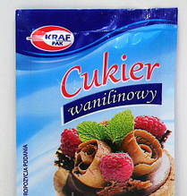 Ванильный сахар Kraf Pak, 16г  (Польша)