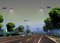 Автономное уличное освещение