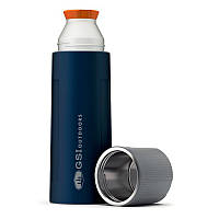Термос GSI Outdoors Glacier Stainless Vacuum Bottle - 1L, Blue