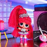 Певна Леді Радикал Radical Q. T. ЛОЛ Музичний Сюрприз Оригінал LOL Remix Hair Flip Hairflip 566960, фото 2