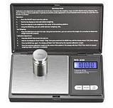 Високоточні ювелірні ваги MS 2020 200g/0.01 g електронні ваги, фото 2