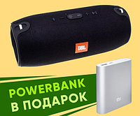 Портативная колонка 40 Вт JBL Xtreme Mini 40W 10000 mAh Bluetooth +POWER BANK Extreme экстрим Мини Джбл Блютуз
