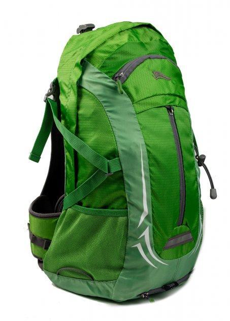 Рюкзак туристичний Crivit зелений