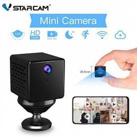 Бездротова міні-камера Vstarcam C90S Full HD + режим DV реєстратора
