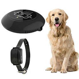 Бездротовий електронний паркан для собак Wireless Dog Fence WDF-558 з 1 нашийником