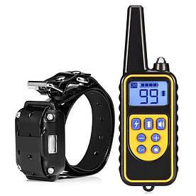 Електронашийник для дресирування собак Pet DTC-800 водонепроникний