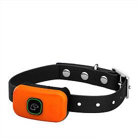 Електронний нашийник Digital Lion YH057-1 для корекції поведінки собак до 330м водонепроникний Помаранчевий
