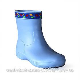 Сапоги женские Jose Amorales 019231 37 Голубой