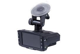 Комбинированное устройство Playme P200 TETRA 3 в 1 - радар-детектор-GPS-информатор(SpeedCAM)-видеорегистратор
