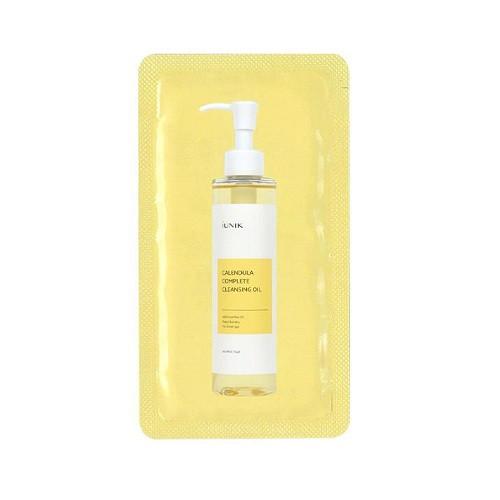 Iunik Calendula Complete Cleansing Oil Гидрофильное масло с календулой (пробник)