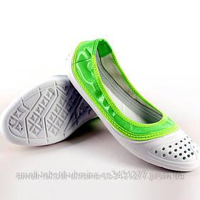 Балетки Jose Amorales 116404 39 Зеленый
