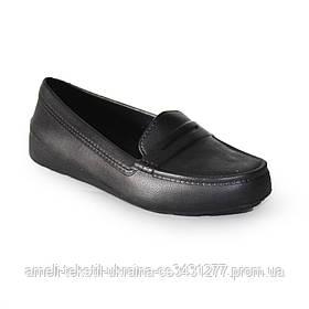 Мокасины женские Jose Amorales 116500 38 Черный