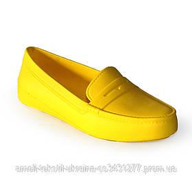 Мокасины женские Jose Amorales 116507 41 Желтый