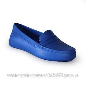 Мокасины женские Jose Amorales 116509 36 Синий