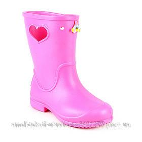 Сапоги подросток Jose Amorales 116611 28 Розовый