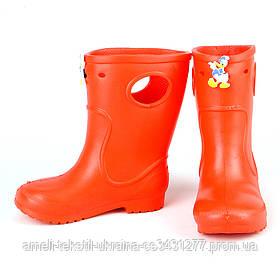 Сапоги детские Jose Amorales 117063 20 Красный