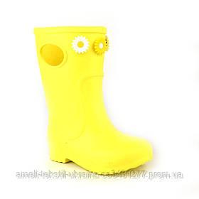 Сапоги детские Jose Amorales 117161 28 Желтый