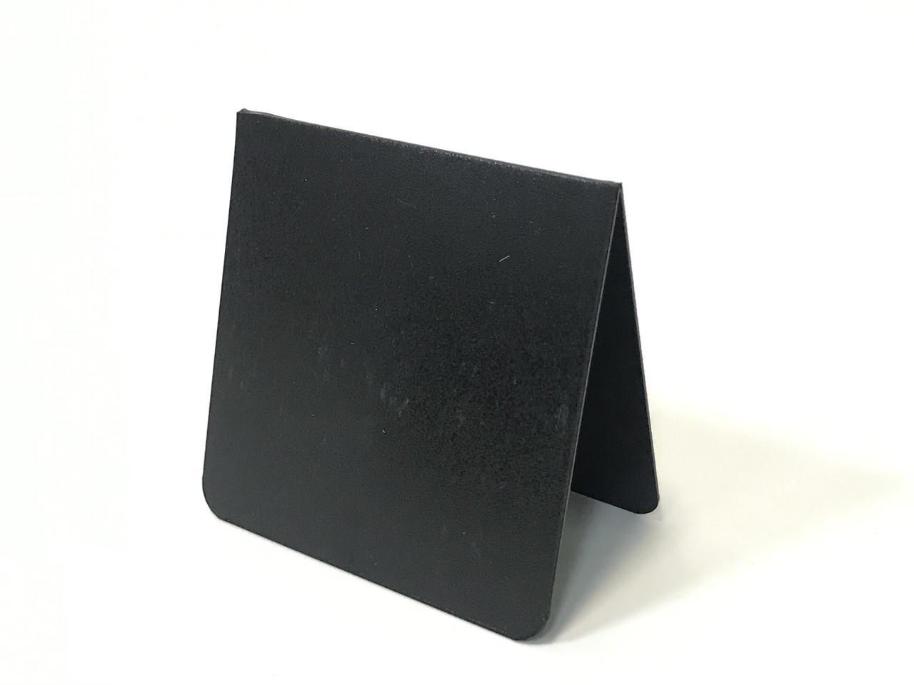 Ценник меловой пластиковый  угловой V-образный квадратный