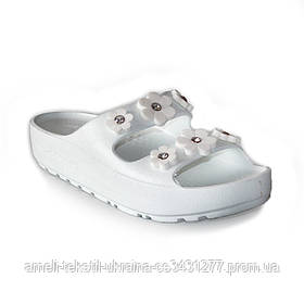 Шлепанцы женские Jose Amorales 118250 36 Белый