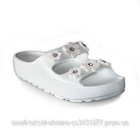 Шлепанцы женские Jose Amorales 118250 37 Белый