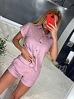 Костюм летний блуза и шорты