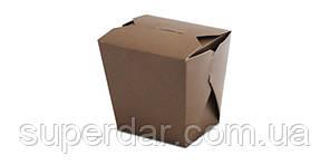 Упаковка для локшини/рису/салату на 750 мл/ 500 г, Еко