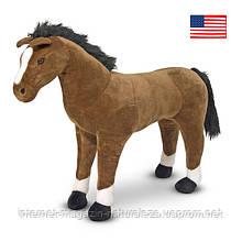 Велика плюшева кінь Melissa&Doug