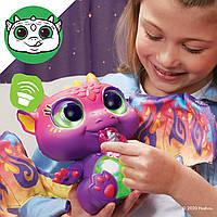 Интерактивная игрушка Малыш Дракон furReal Moodwings Baby Dragon