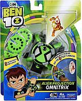 Интерактивные часы Бен 10 -Ben 10 Season 3 Alien Projection Omnitrix