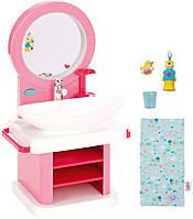 Интерактивный умывальник BABY born Bath & Toothcare Spa Водные забавы Zapf Creation (827093)
