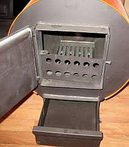 Твердотопливный котел Теплодар УЮТ 10, фото 2