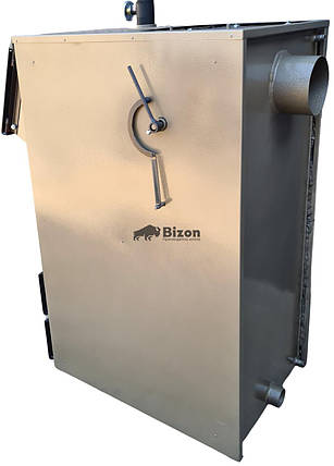 Котел шахтного типа Bizon F-40 Termo 40 кВт, фото 2