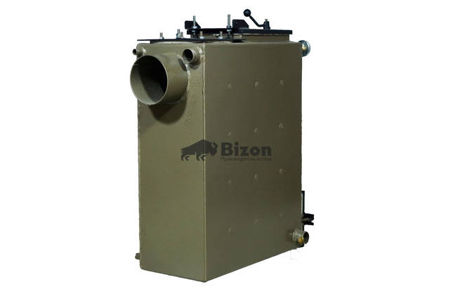 Котел шахтного типу Bizon FS-40 40 кВт, фото 2