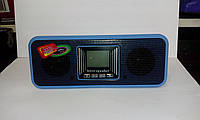 Mini радио  колонка  с флешкой ( USB )АТ-8860/AT-8861