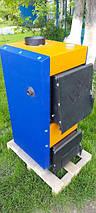 Котел твердотопливный Dani BVP 18 кВт, фото 3