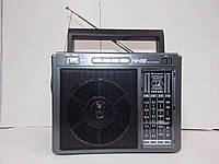 Радио переносное с USB NS-126/NS-125/NS-133 USB SD аккумулятор фонарь REC, фото 1