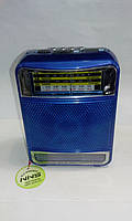 Переносное радио c USB SD Bluetooth NS 160 ( колонка с флешкой ) UAB SD Bluetooth  ручная настройка радио волн