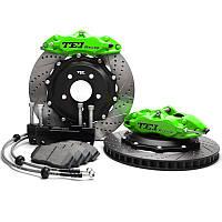 Тормозная система TEI для Porsche