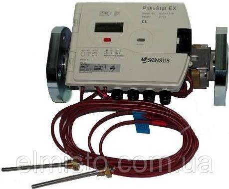 Лічильник тепла SENSUS PolluStat EX 80-40 ультразвукової Dn80, PN 25, фланцевий (Словаччина-Німеччина)