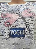 Жіноча футболка рванка L/XL Бабки, фото 10